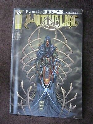 Comic Image Comics   Tales Of The Witchblade   Issue #19    Nm/mt