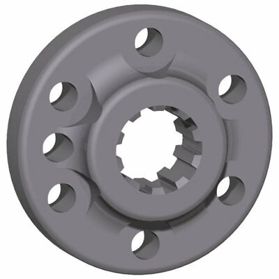 Brinn Transmission 79158 Chevy Steel Drive Flange for CT525 with Bolts