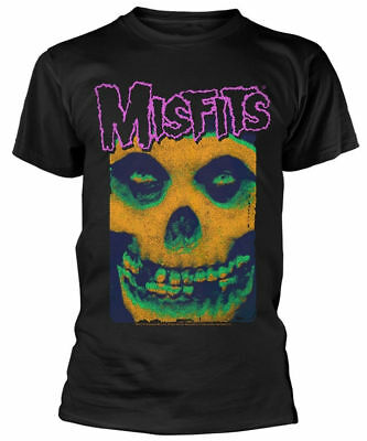 Misfits 'Warhol' T-Shirt - NEW & OFFICIAL! Black size S to 5XL