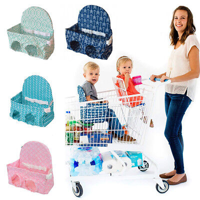 Portable Infant Baby Supermarket Shopping Cart Cover Shopping Cart Baby Seat