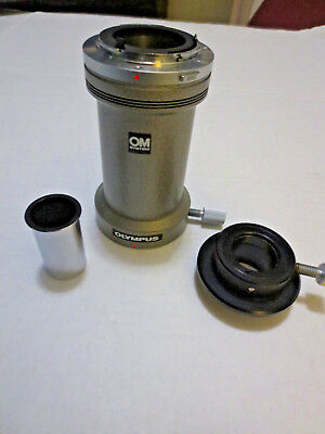 Olympus Adapter OM mount Microscope