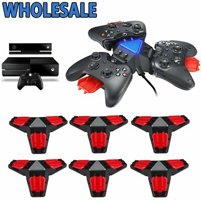 LOT 1-20 Triple USB Charger Station for X-ONE Controller 3 Slot Charging Dock BE