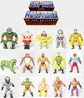 Action Figure Master Of The Universe Motu Vintage Mattel
