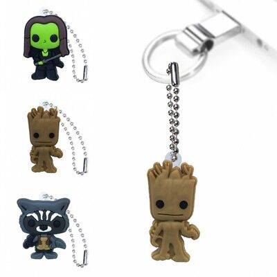 50-100PCS Guardians of the Galaxy Kids Ball Chains Multi-function Decorations