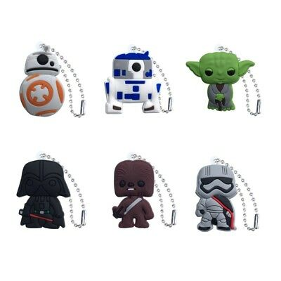 50-100PCS Star Wars Kids Ball Chains Multi-function Decorations Party Small Gift
