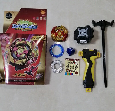 BEYBLADE BURST B-128 CHO-Z CUSTOMIZE SET Only CHO-Z SPRIGGAN.0W.Zt' With Box