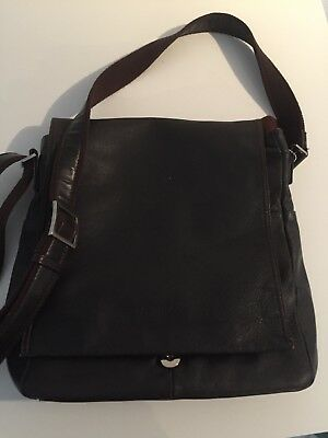 AUTHENTIQUE SAC à main RALPH LAUREN cuir TBEG vintage bag -- - EUR ... 3a99ddc0282