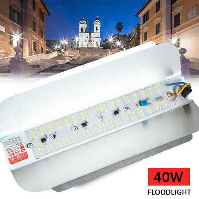 LED Flood Light impermeabile lampada High Power per giardino esterno Cortile SPL