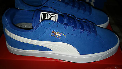 573c4fcd4d4 DEADSTOCK 80S 90S PUMA  Radical  TRAINERS White UK 6 - £49.99 ...