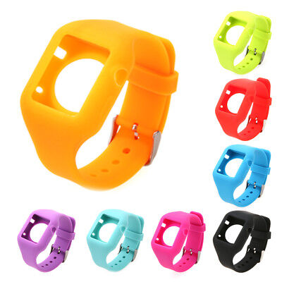38mm 42mm Silicone Replacement Bracelet Wrist Band Straps for Apple Watch iWatch