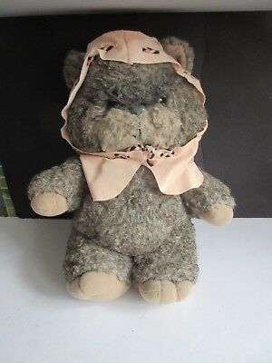 Vtg 1984 Star Wars Ewok LATARA Plush Stuffed Animal KENNER Return of the Jedi