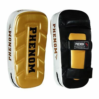 Phenom MMA Kick Boxing Pad Strike Shield MMA Muay Thai Focus Arm Punching Red