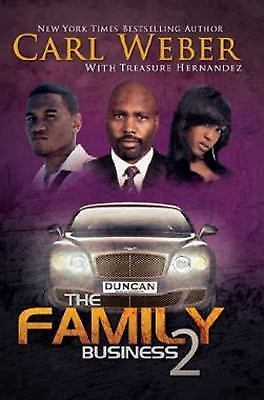 The Family Business Series Book 2 by Carl Weber Hardcover Urban Fiction Romance