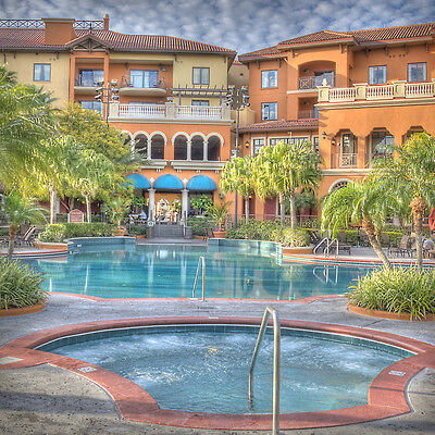 Luxury Disney Wyndham Bonnet Creek Condo Rental February 10-15 (5 Nights)