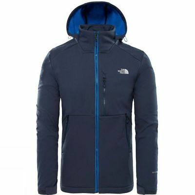 The North Face MENS Kabru Soft Shell Hoodie   **BRAND NEW WITH TAGS**