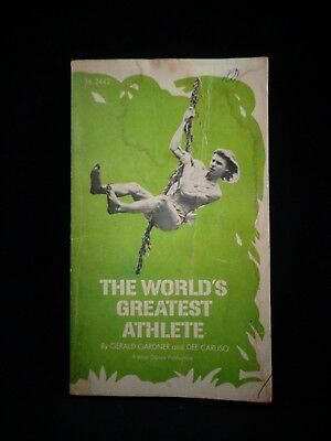 The World's Greatest Athlete By Gerald Gardner And Dee Caruso May 1973 Paperback