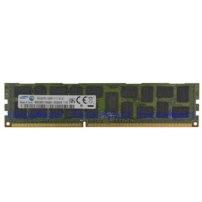 New Samsung 4GB 2RX4 DDR3 ddr3-1600MHz PC3-12800R ECC REG Registered Server ram
