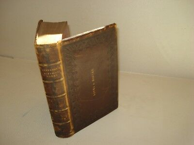 1875 THE COMPLETE POETICAL WORKS OF ALFRED TENNYSON Antique Poetry Book Poems