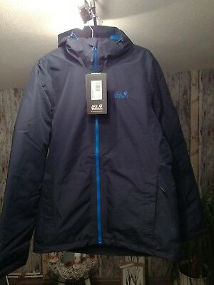 Night Wolfskin Herren Jack L Chilly Morning Neu Jacke Blue doBerxC