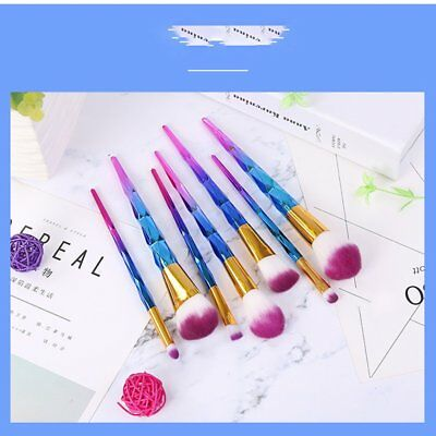 Makeup Brush Set Complete Set Brush Set Mermaid Diamond Unicorn Makeup Tool AZ