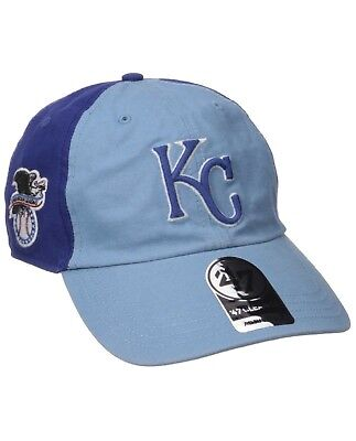 outlet store c3f23 cc228 Brand New Kansas City Royals Flagstaff Cleanup Hat Cap Adjustable 47 Brand