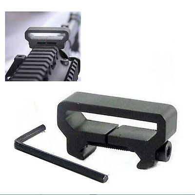 Newest Tactical Rifle Sling Scope Mount Picatinny Weaver Rail AdapterAttachmentT