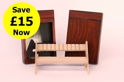 Wet Plate Collodion 4x5 Start - Up Kit - Free Shipping