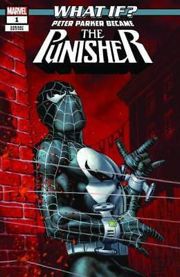 What IF Peter Parker Became the Punisher Variant issue #1 / Joe Jusko