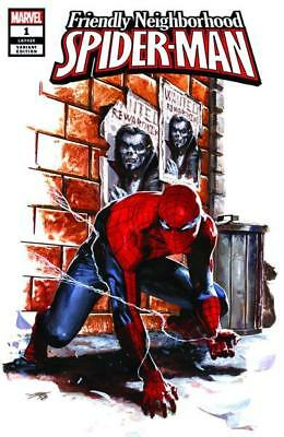 Friendly Neighborhood Spider-Man 1 Dell'otto Variant New Series Nm Presale