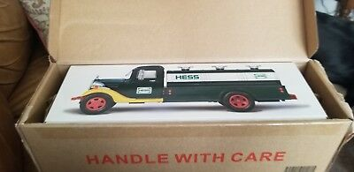 HESS 2018 Collector's Edition First HESS Truck Toy LIMITED 85th Anniversary