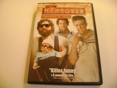 The Hangover (DVD, 2009) Canadian