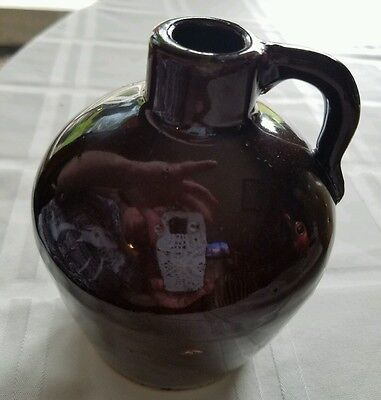 Rare Roycroft Shop Brown Jug Pottery, Marked East Aurora, Ny