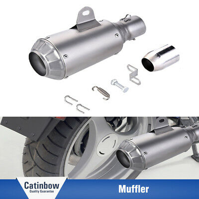 38-51MM MOTORCYCLE EXHAUST Pipe Muffler Mounting Kit Scooter