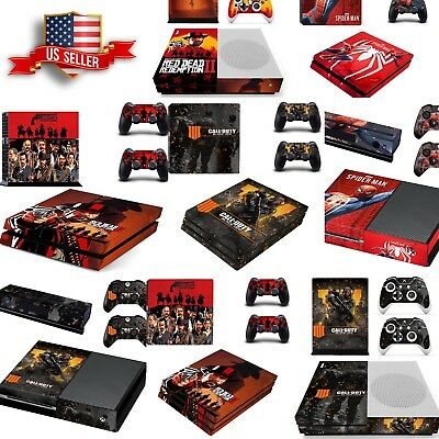 Video Game Accessories Flight Tracker Ps4 Pro Console Skin Nba Okc Thunders Paul George Skin Decal Stickers Cover Wrap