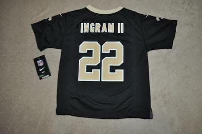 New NIKE MEN'S HOME Limited Jersey New Orleans Saints Mark Ingram #22  free shipping