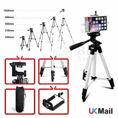 Universal Camera Camcorder Tripod Stand for Canon Nikon Sony Panasonic Pentax UK