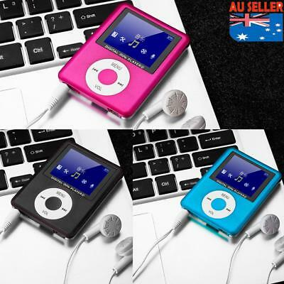 Multifunction Portable MP3 MP4 Sound Music Player FM Recorder Support WMV/AMV AU