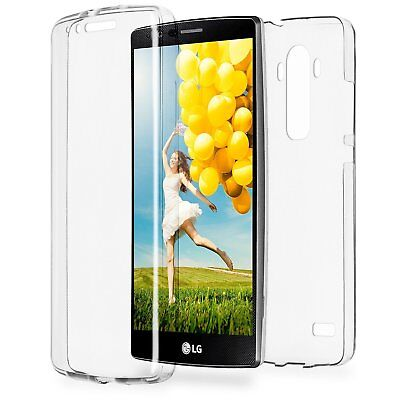 Coque Housse Etui Total 360° Pour Lg G3  Protection Tpu Gel Silicone
