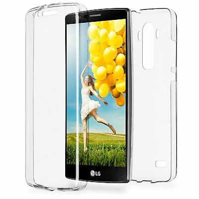 Coque Housse Etui Total 360° Pour Lg   Protection Tpu Gel Silicone