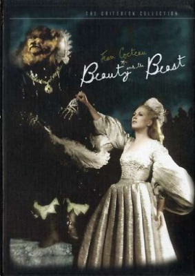 COCTEAU,JEAN-BEAUTY AND THE BEAST (LA BELLE ET LA (Importación USA) DVD NUEVO