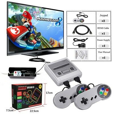 Mini Retro TV Video Game Console HDMI 8 Bit Built-In 621 Classic Games Handheld