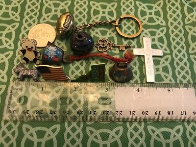 Lot Of 11x Junk Drawer Lot Odds & Ends Loose Pieces FREE FIRST CLASS SHIPPING