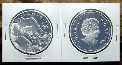 Canada 2008 Quebec City 400th Proof Gem UNC Silver Dollar!!