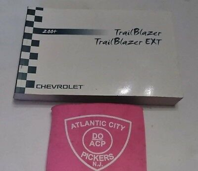 2004 Chevrolet Trailblazer Owners Manual With Case 1500 Picclick
