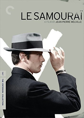 Criterion Collection: Le Sa...-Criterion Collection: Le Samourai / (Ws Dvd Nuovo