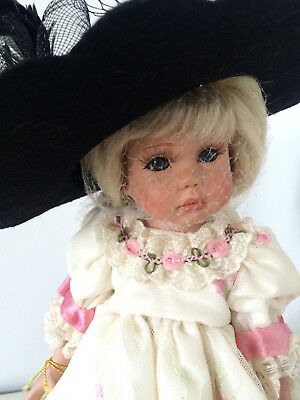 Lovee Little Memmories In The Attic Linda Rick 13 Inch Doll 216/1000 In Box