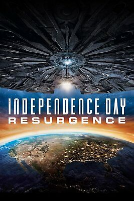 Independence Day: Resurgence [HD Digital Movie Code] SEE DESCRIPTION