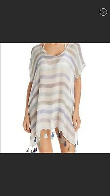 a437ab37750f8 SURF GYPSY SWIM Cover Up Gauze Shorts Crochet Top with Drawstring ...