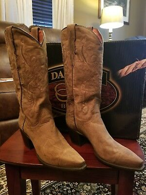 ea8a376cbf3 Dan Post Women s Maria Dirty Bull Kid 13 Inch Western Cowgirl Boot DP3208