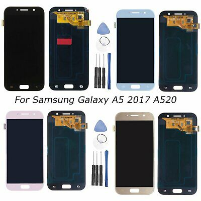 1fa14427093443 For Samsung Galaxy A5 (2017) A520 LCD Display Touch Screen Digitizer with  Tools
